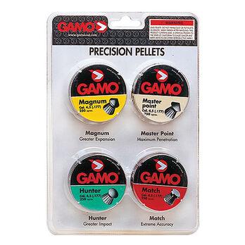 Gamo Performance Pellet Combo Pack, .177-cal.