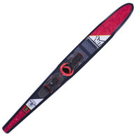 HO Freeride Slalom Waterski With Free-Max Binding And Rear Toe Plate