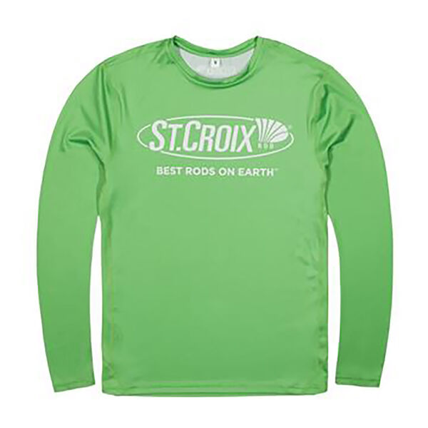 St. Croix Shore Performance Long-Sleeve Shirt