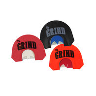 The Grind Series II Mouth Calls, 3-Pack – Batwing, Fancy Cut, & Red Poison