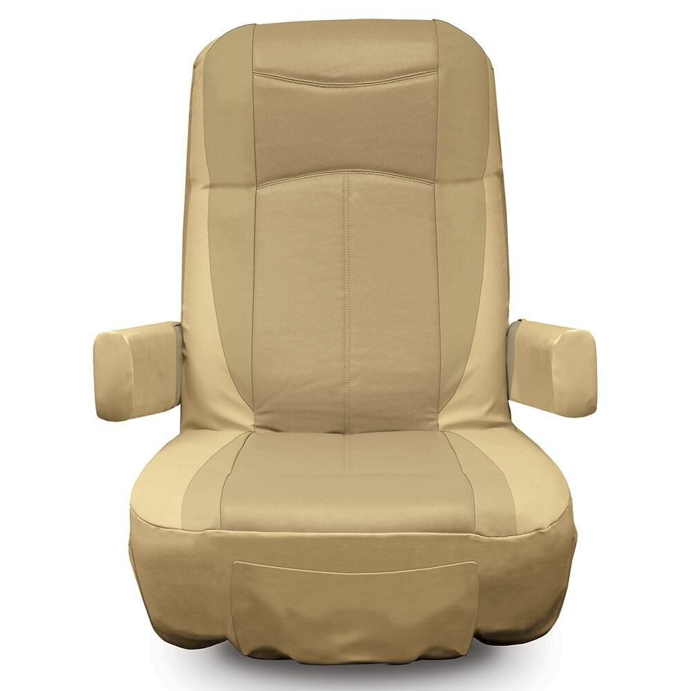 Astonishing Grip Fit Universal Rv Seat Covers Set Of 2 Unemploymentrelief Wooden Chair Designs For Living Room Unemploymentrelieforg