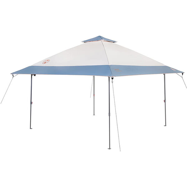 Coleman All Night Lighted Eaves Instant Shelter, 13' x 13'