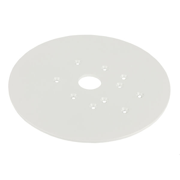 "Edson Vision Series Universal Mounting Plate, 10-5/8"" Diameter"