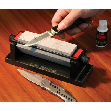 Smith's 3-Stone Sharpening System
