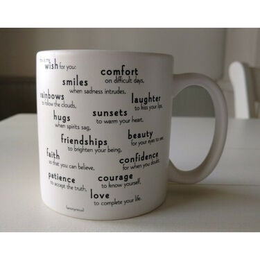 Quotable This Is My Wish For You Mug