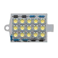 LED Replacement Directional Bulb with Wedge Mount Connection - Daylight White