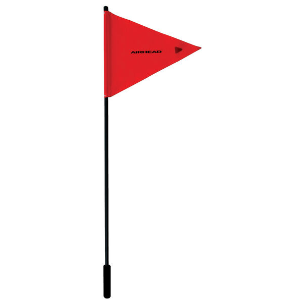 Deluxe New Jersey Triangular Watersports Flag