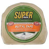 """Superflex Butyl Tape, 3/4"""" X 60'"""
