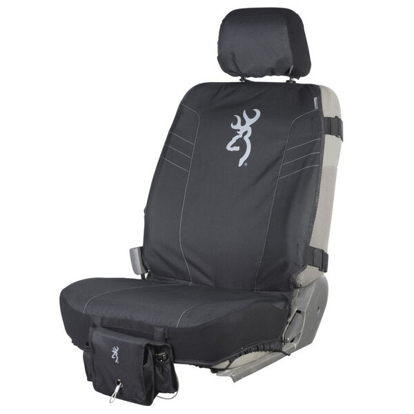 Browning Tactical Low-Back Seat Cover, Black