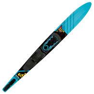 O'Brien Impulse Slalom Waterski w/X-9 Adjustable Binding And Rear Toe Plate