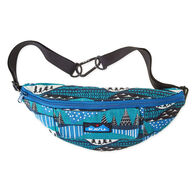 KAVU Stroll Around Canvas Belt Bag