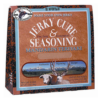 Hi Mountain Jerky Cure and Seasoning Kit With Mandarin Teriyaki Blend
