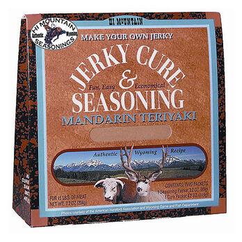 Hi Mountain Jerky Cure and Seasoning Kit With Mandarin Teriyaki Blend