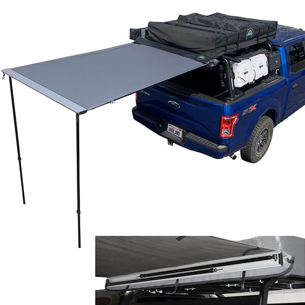 Nomadic Awning 4.5' With Black Cover