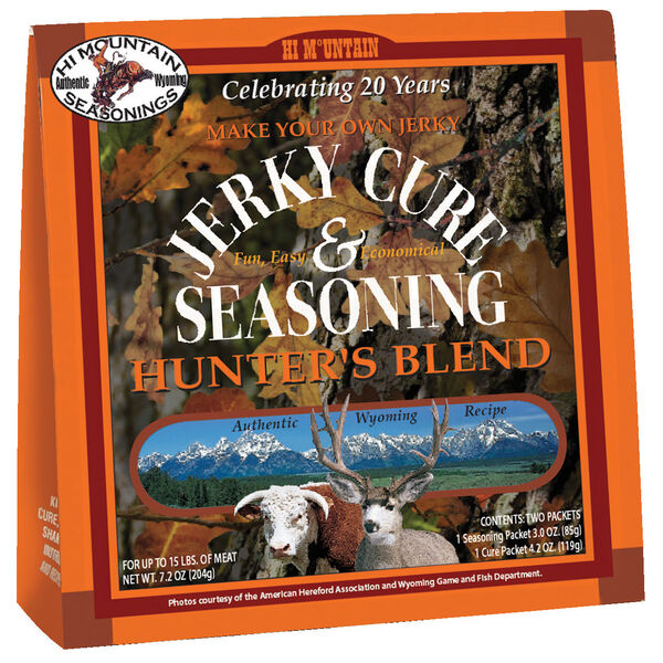 Hi Mountain Hunter's Blend Seasoning/Cure