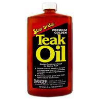 Star Brite Premium Golden Teak Oil, Quart