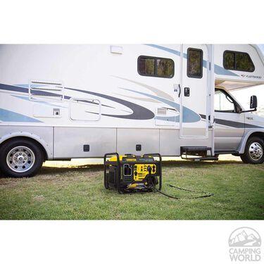 Champion 4000-Watt RV Ready Digital Hybrid Open Frame Inverter with Quiet Technology