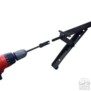 Slotted Head Drill Adapter