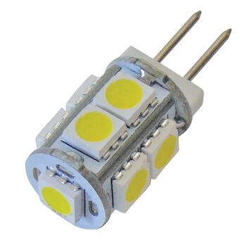 12 Volt LED Replacement Bulbs for all G4-JC10, 2 Pack