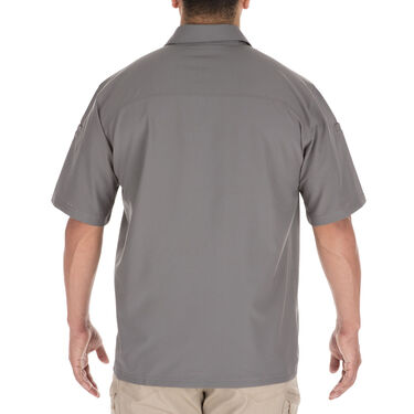 5.11 Men's Freedom Flex Short-Sleeve Woven Shirt