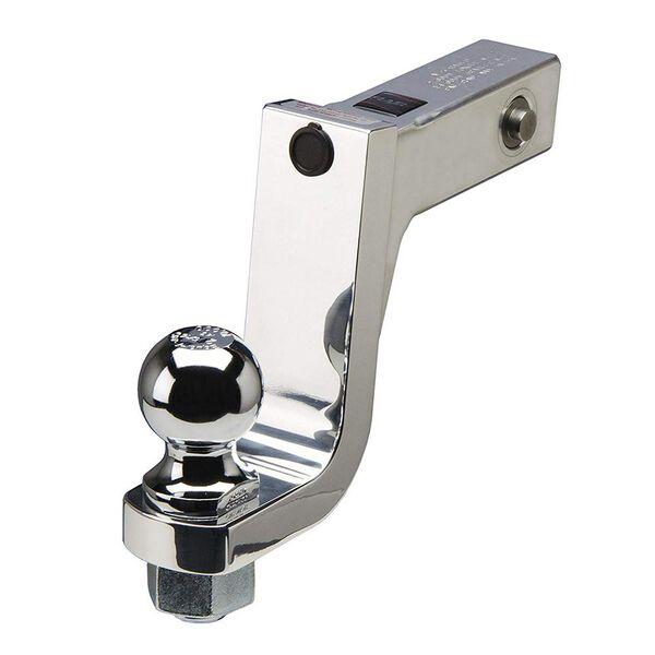 "Flash 6"" drop - 1 1/4"" hole Locking Aluminum BM"