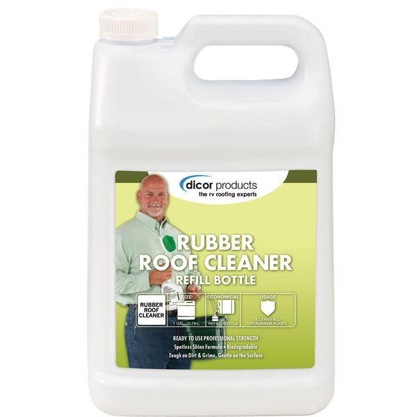Dicor Ready-to-Use Rubber Roof Cleaner, Gallon