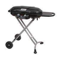 Coleman RoadTrip X-Cursion 2-Burner Portable Gas Grill, Black