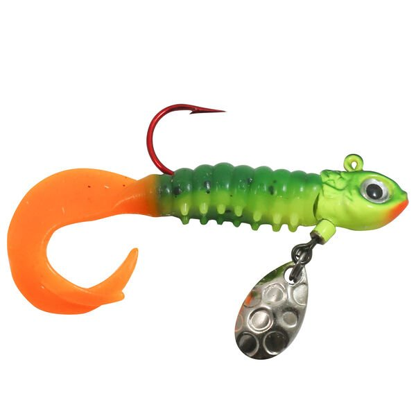 Northland Tackle Thumper Crappie King Jig, 2-Pack