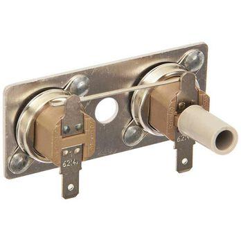 Thermostat/Hi-Limit, 130 Degree F, 120 VAC, DSI SW Series, Water Heater