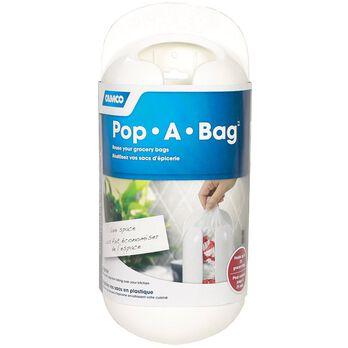 Pop-A-Bag, White