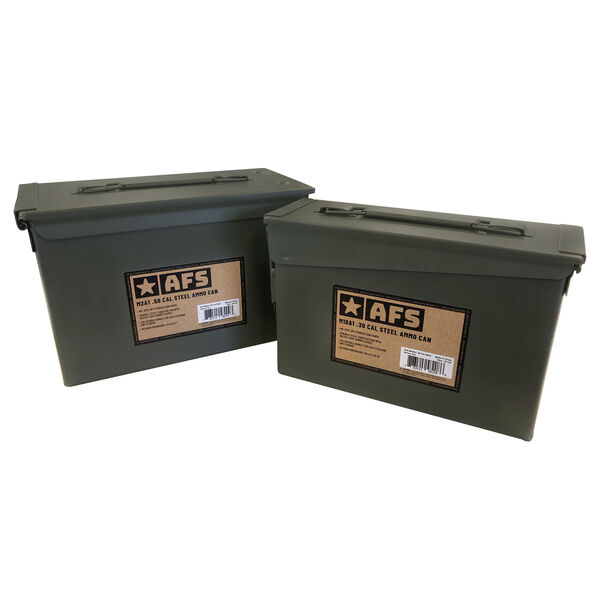 AFS M2A1 Steel Ammo Can