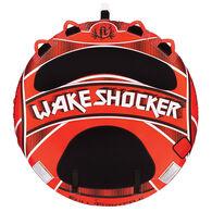 Full Throttle Wake Shocker 2-Person Towable Tube