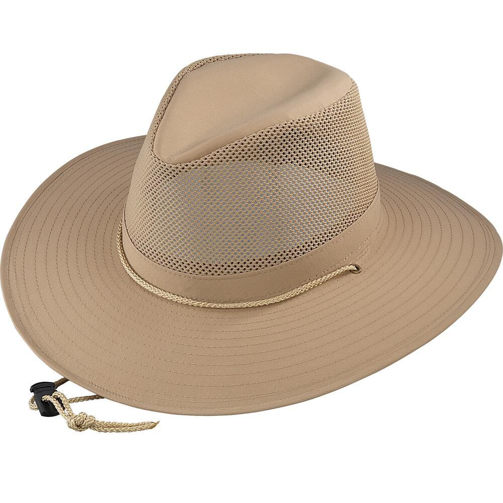 a177db851d3e3e Aussie Crushable Hat- Khaki, Large | Camping World