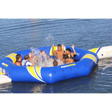 Aquaglide Inversible Water Bouncer Lounge