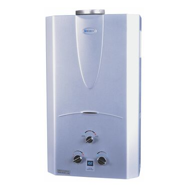 Marey 4.3 GPM Natural Gas Digital Panel Tankless Water Heater