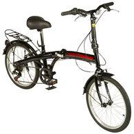 Adventurer 6-Speed Bike, Black