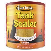 Star brite Tropical Teak Oil Sealer (Natural Light), 16 oz.