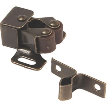Roller catch with Prong