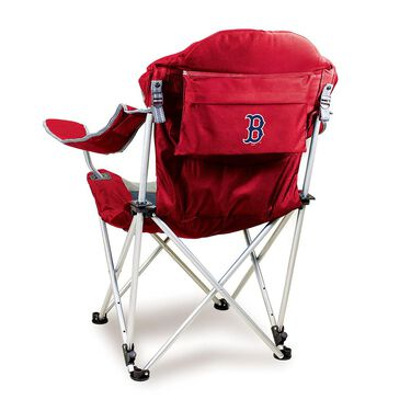 Boston Red Sox Reclining Camp Chair Red Camping World
