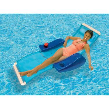 SwimWays Elluna Lounge Floating Pool Chair
