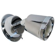 LED Cluster Reading Light, Chrome Finish
