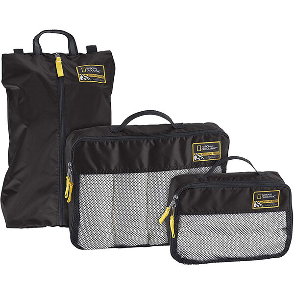 Eagle Creek National Geographic Adventure Essentials Packing Set