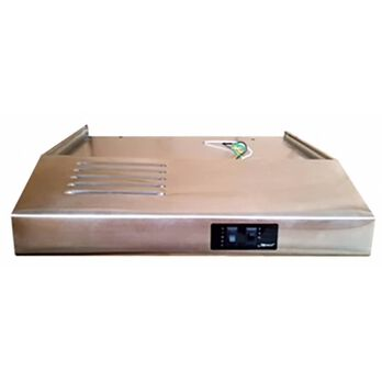 Ductless Range Hood 12 Volt Stainless Steel Camping World