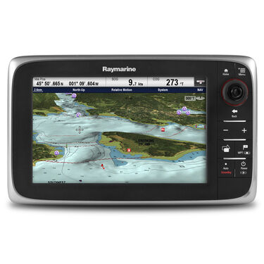 Raymarine c97 Multifunction Display with HD Digital Sonar - US Coastal Charts