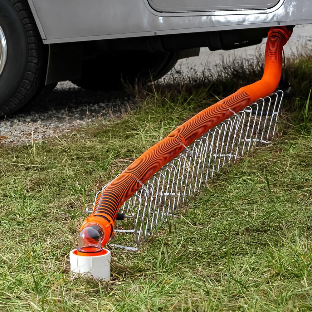 Aluminum Sewer Hose Support Camping World