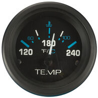 "Sierra Eclipse 2"" I/O Water Temperature Gauge"
