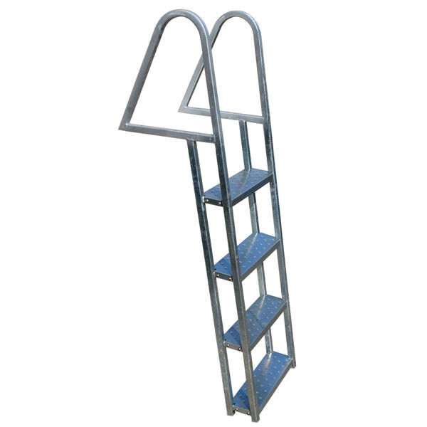 Tie Down 4-Step Dock Ladder