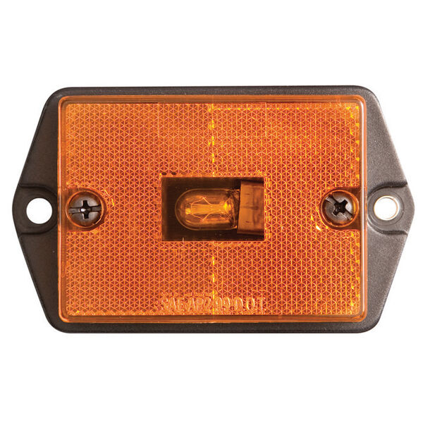 Optronics Rectangular Reflector Marker And Clearance Light