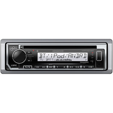 Kenwood KMR-D372BT CD Receiver With Bluetooth
