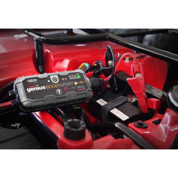 NOCO GB20 UltraSafe Lithium-Ion Jump Starter